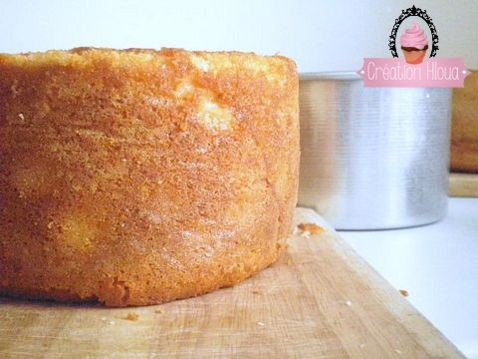 molly cake : génoise italienne très moelleuse