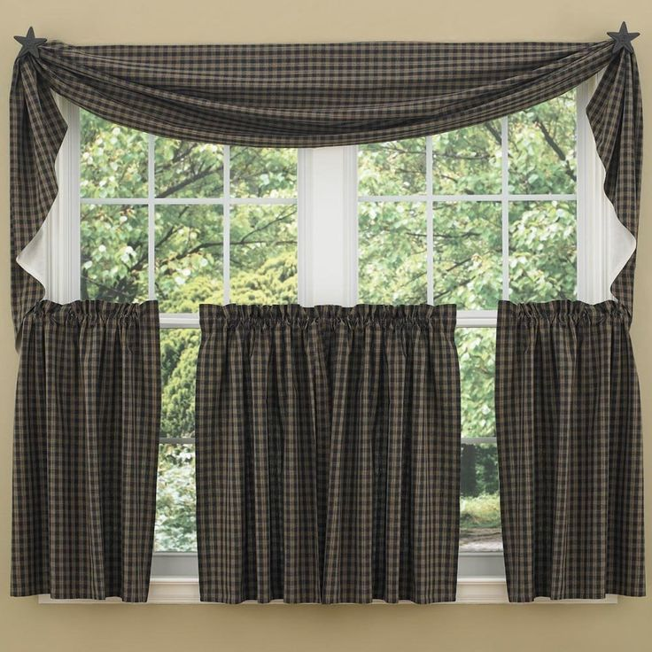 Country Kitchen Curtains Amazon Com: 223 Best Images About Curtains & DIY Curtains On Pinterest