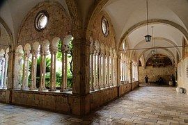 Arcade, Catedral, Dubrovnik, Croacia