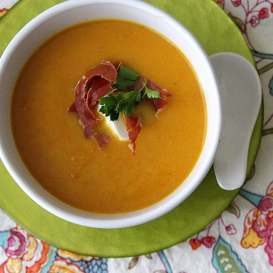 ginger soup ginger carrot soup moroccan spiced carrot soup with ...