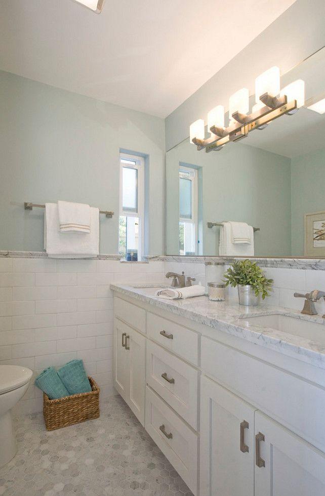 Best 25 woodlawn blue ideas on pinterest - Best blue paint color for bathroom ...