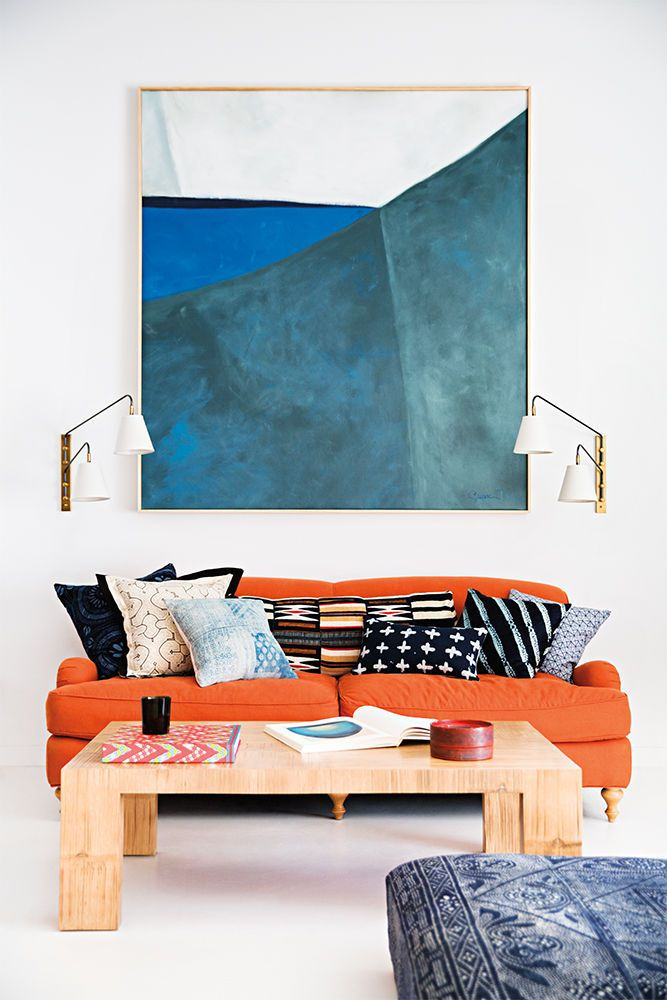 Best 20+ Orange Sofa Ideas On Pinterest   Orange Sofa Design, Orange Sofa  Inspiration And Orange Living Room Sofas