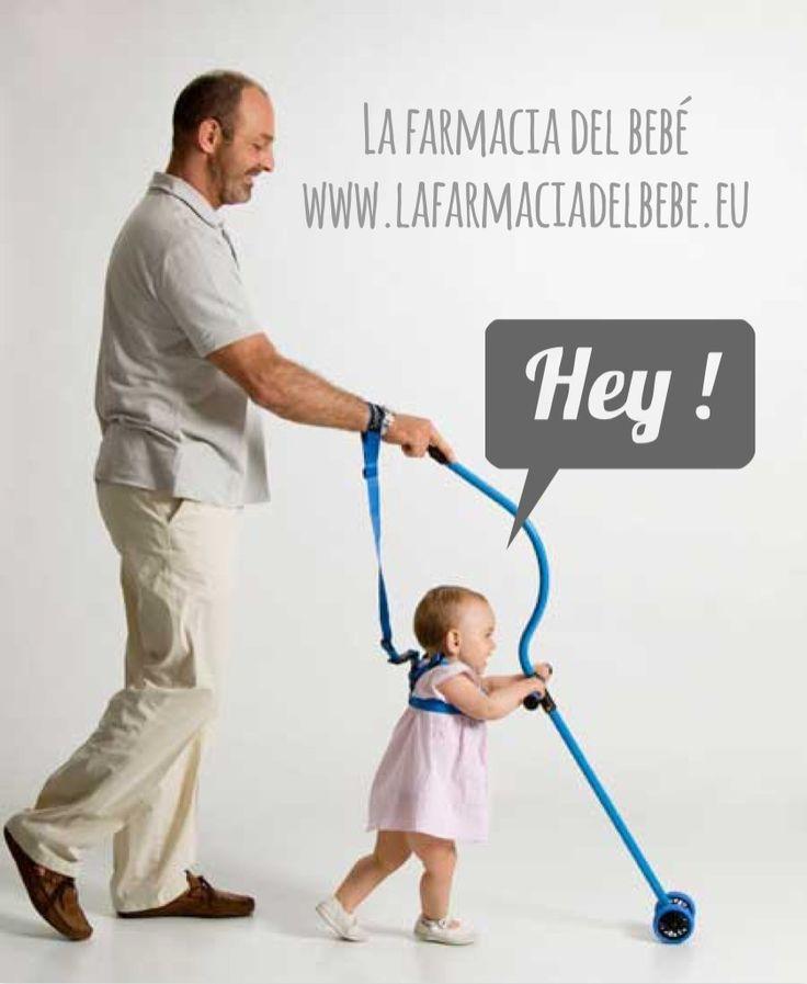 No es un juguete, es un capricho que ofrece beneficios para la espalda de los papás y que a veces nos merecemos!! http://www.lafarmaciadelbebe.eu/prestashop/fabrica-de-sonrisas/625-niniwalker-rojo.html