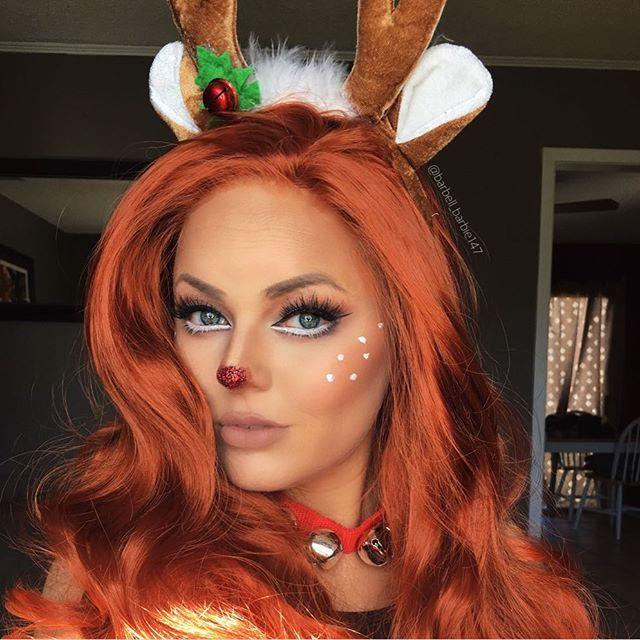 Rudolph Make Up