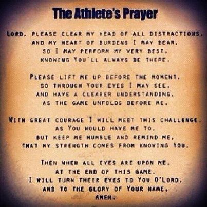 best athletes prayer ideas on pinterest