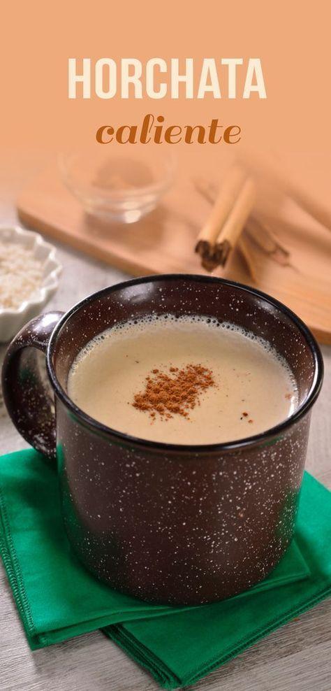 Sin duda el agua de horchata es una de nuestras favoritas, prueba esta original y nueva versión que te encantará, ideal para esta temporada de frío y para disfrutar en familia.