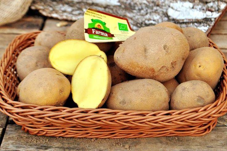Produkt Ziemniaki żółte (EKO) - zdrowa żywność blisko Ciebie