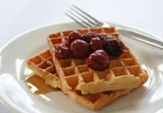 Mom's Best Waffles | Food Storage Recipes | Top these waffles with ...