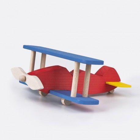 Dřevěné letadlo