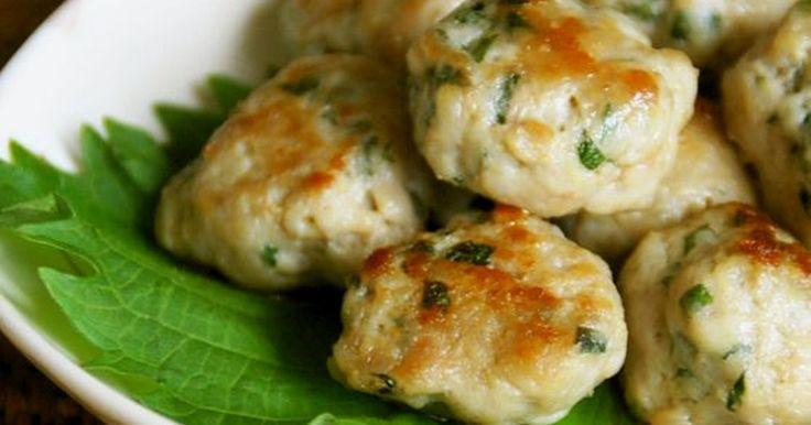 焼き鳥屋さんの味♪塩ダレ青じそつくね by うさぎのシーマ [クックパッド] 簡単おいしいみんなのレシピが234万品