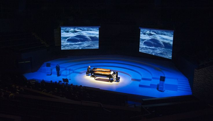 Experience Sibelius at Helsinki Music Centre. Concerts are performed daily at noon starting from 17th of June to 8th of August.
