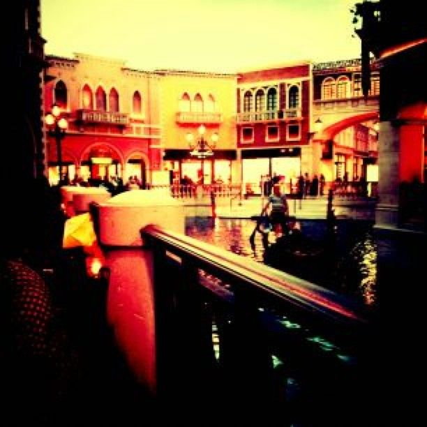 A glimpse of Venice in The Venetian - Las Vegas while eating Mexican after a long 3 days of buying. www.ourchoix.com