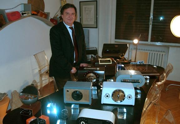 Collezioni di design: le buone vibrazioni tra radio, microfoni, telefoni e…