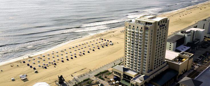 Virginia Beach Luxury Hotel | Hilton Virginia Beach | Boardwalk Hotel