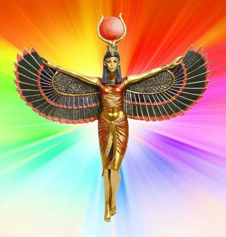 Isis - Egyptian Goddess