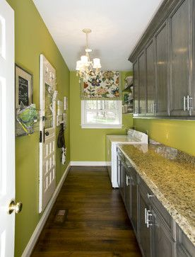 Long Narrow Laundry Room Design Ideas, Pictures, Remodel, and Decor
