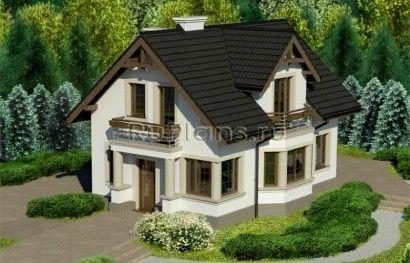 Небольшой уютный дом R1471 Вид1