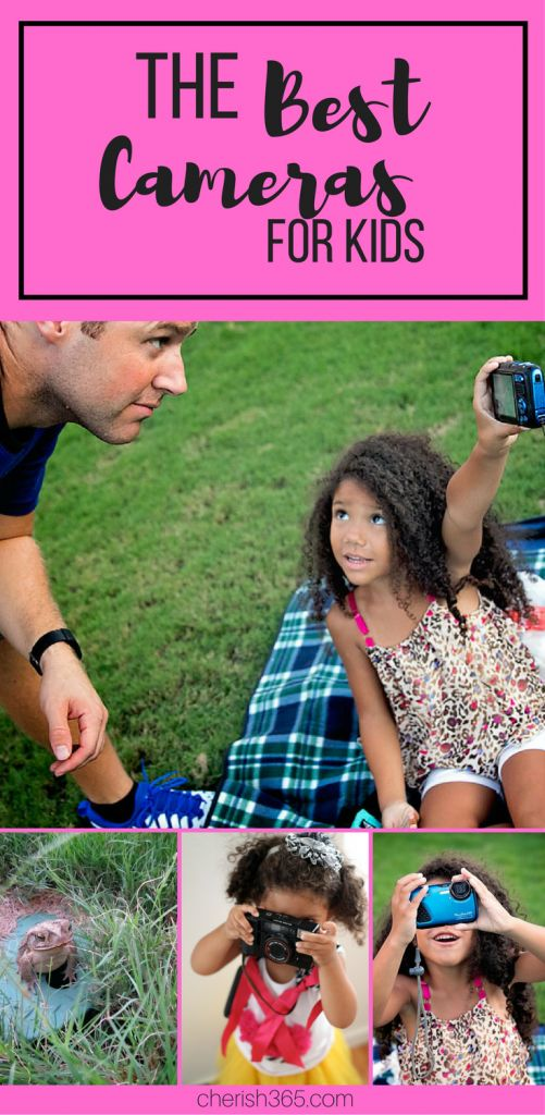 Best cameras for kids. Canon Powershot D30 Review.