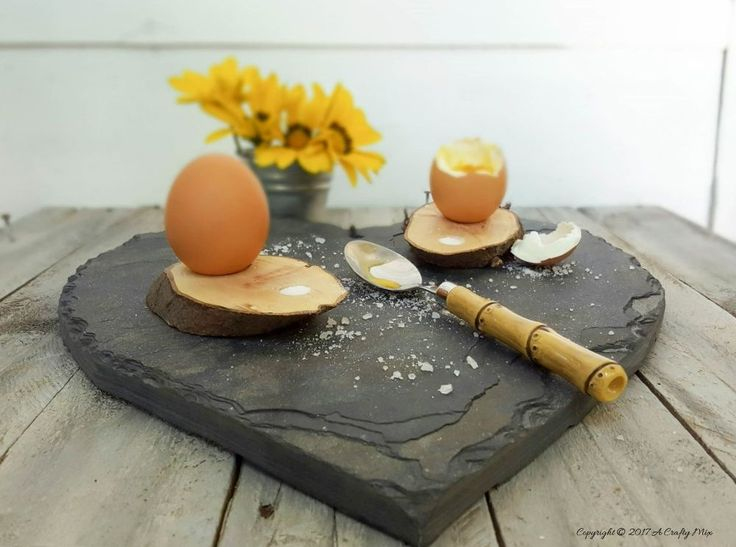 What are you planning for Easter? We're hosting a brunch for a whole bunch of people and I just realized that I don't have enough egg cup holders  I could proba…