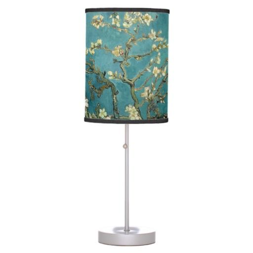 Van Gogh - Blossoming Almond Tree Lamp