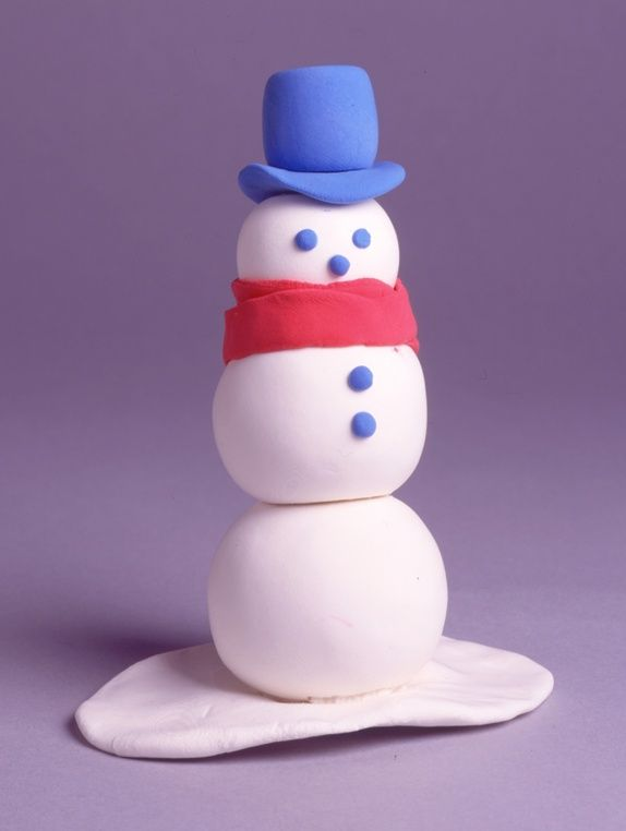 Snow Crafts Pinterest