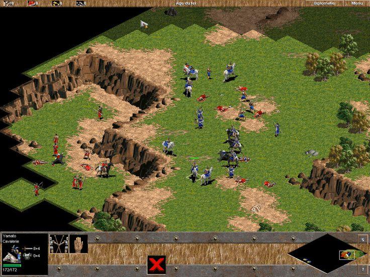 Age of Empires, Ensemble Studios, 1997