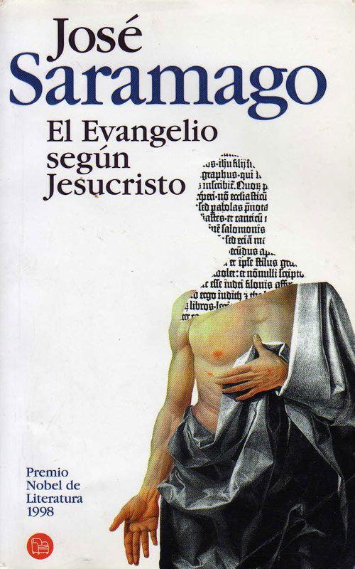 Jose Saramago - El Evangelio Segun Jesucristo,uno de mis libros favoritos, me hace llorar, escrito por un ateo