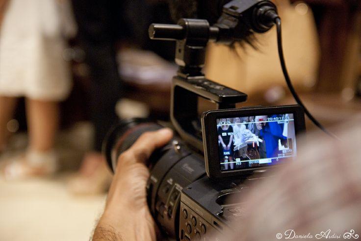 Il matrimonio spiato dall'occhio della videocamera! Partner=>http://www.ardiriphotowedding.com/collaboratori/