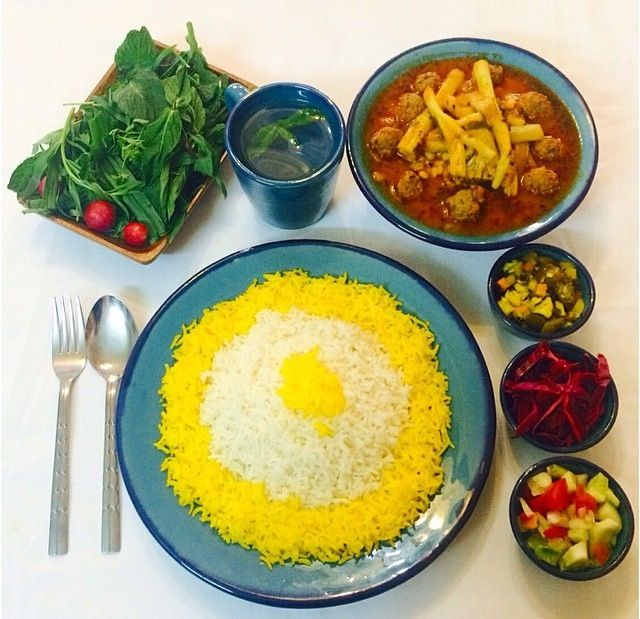 how to cook iranian food