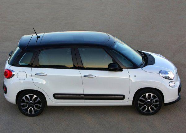 2013 Fiat 500L 4 door