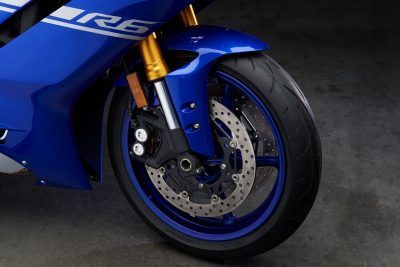 2017 Yamaha YZF-R6 suspension