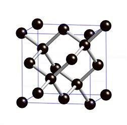 Diamond - Crystal Structure