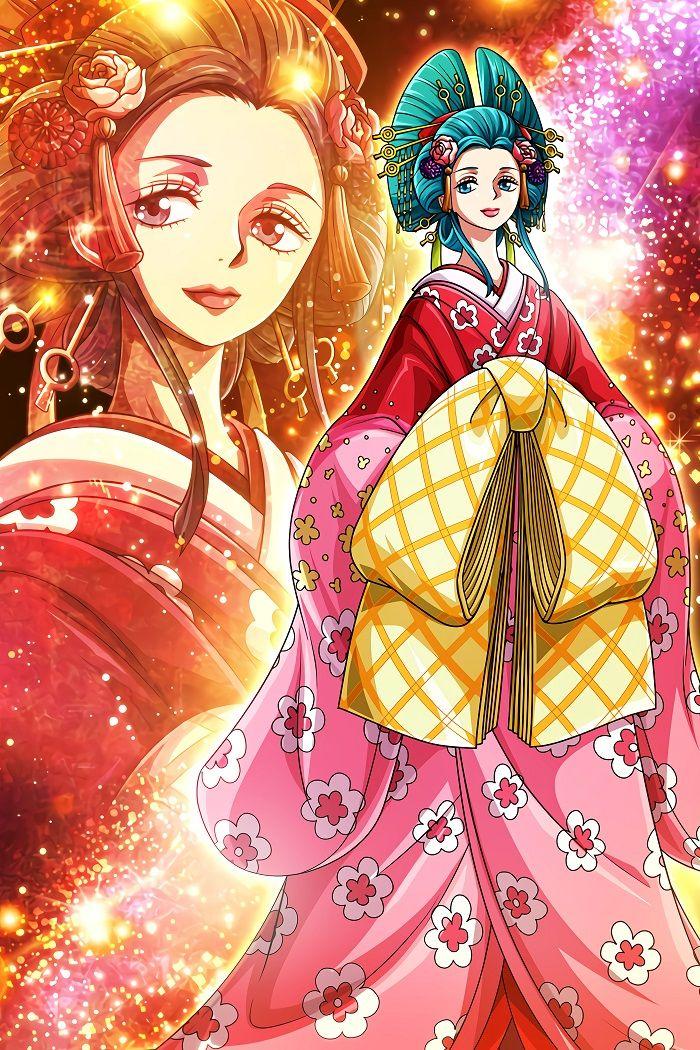 Kozuki Hiyori - One Piece in 2020 | One piece fanart, One piece manga, One piece anime