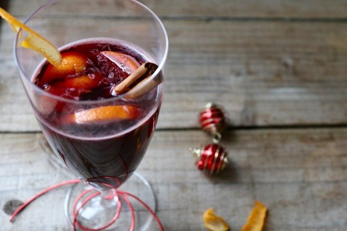 Christmas Mulled Wine | Lucy Bee Coconut Oil