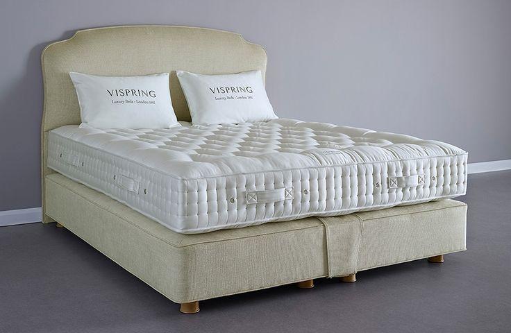 Regal Superb - Vispring łóżko klasyczne