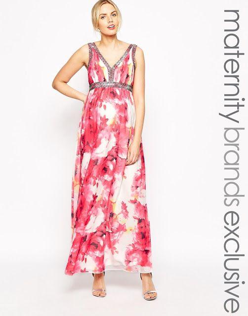 14 best maternidad images on Pinterest   Pregnant dresses, Maternity ...