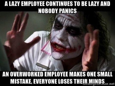 Afbeeldingsresultaat voor overworked meme