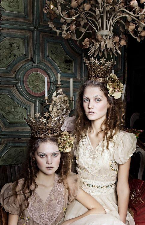 Evil Step Sisters