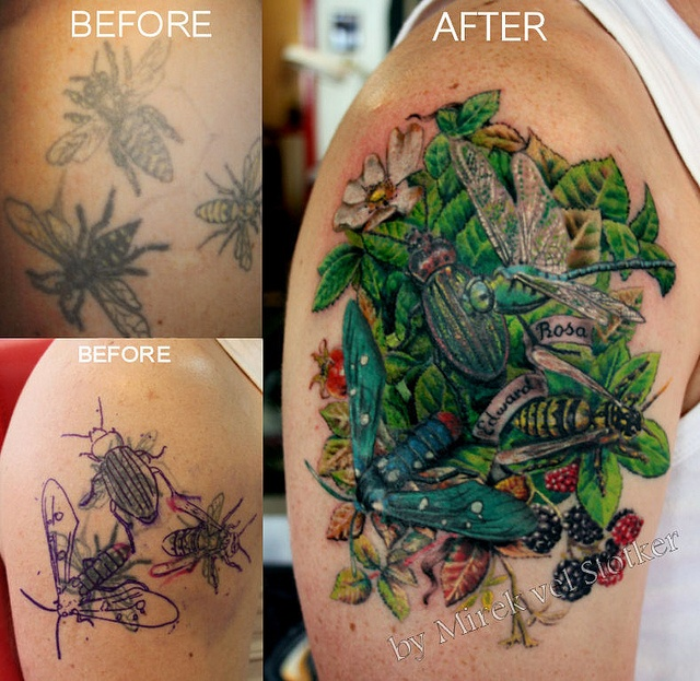 17 Best Images About Bugs N Butterfly/ Tattoos On