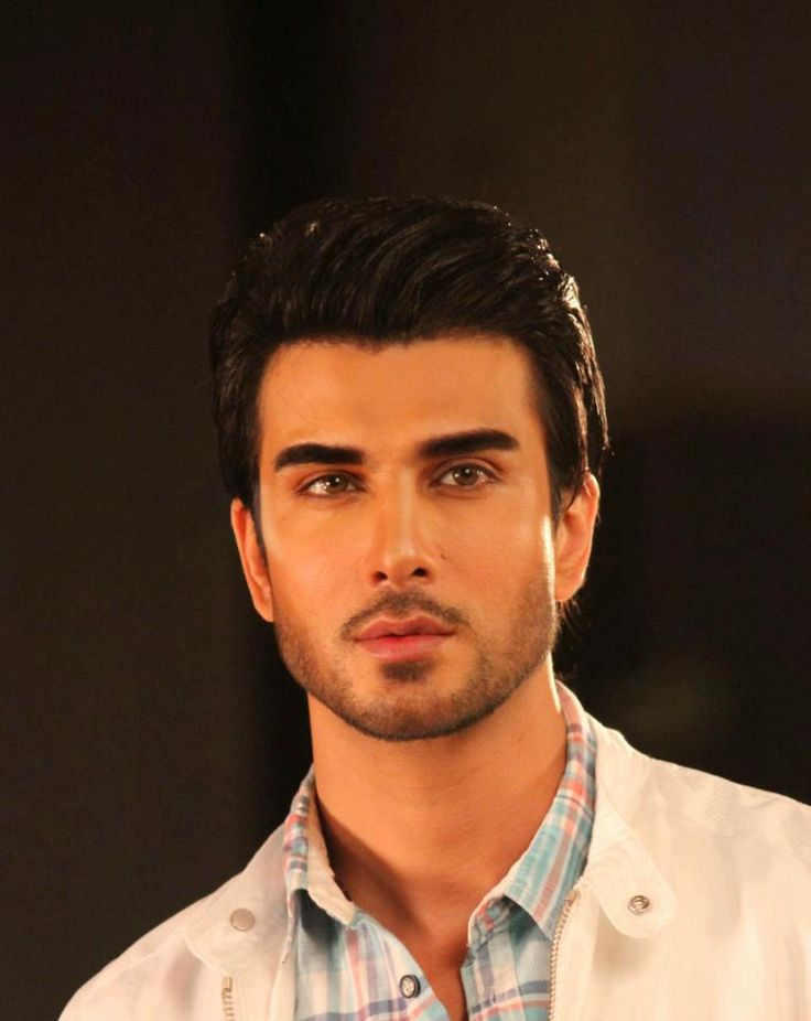 Facial Hair Hairstyle Imran Abbas Pakistani Actor
