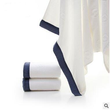 70*140cm High Quality Cotton Bath Towels for Adults,Jacquard Decorative Elegant Beach Bath Towels Bathroom,Terry Bath Towels