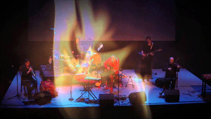 "Georg Buljo ""Electric Bidus"" - Saami music and joik (yoik) live from Osl..."