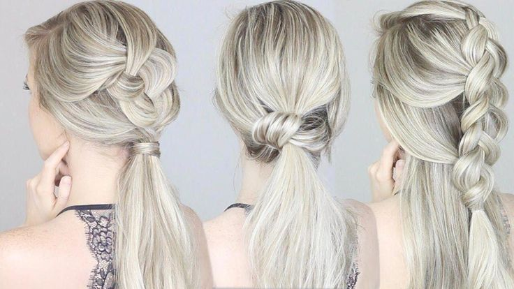 quick easy hairstyles image# 962 #quickeasyhairstyles