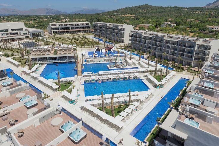 Viva Zafiro Alcudia & Spa #Mallorca #Spain #Spanien #Island #Mallis #Ö #Hotel #Vacation #Sol #Bad #Sun #Semester #Viva #Zafiro #VivaZafiro #Alcudia #Spa #Pool