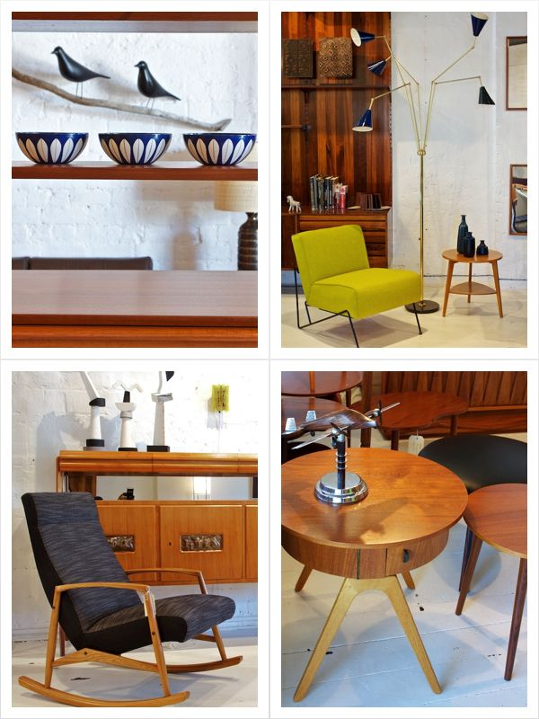 Hunters and Collectors….a Mid-Century Feast!