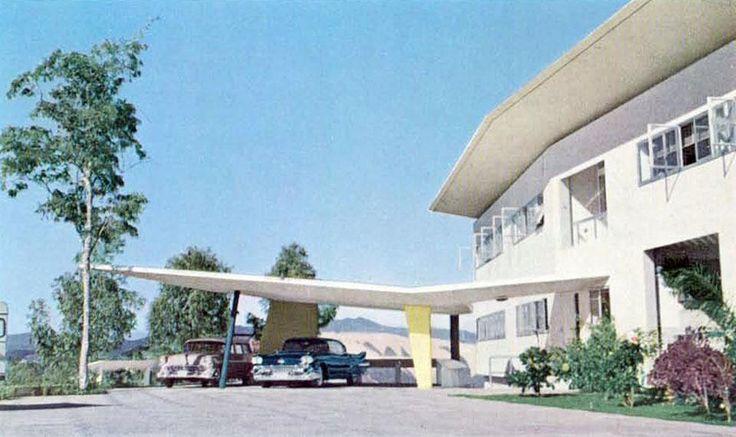 Villa Planchart. Caracas, Venezuela 1954.