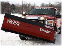 Have a truck? The Boss Snow Plows in Conshohocken. #shoplocal