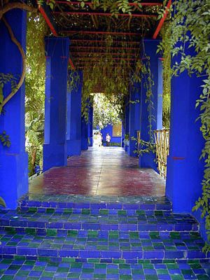 Marjorelle Garden allindesign