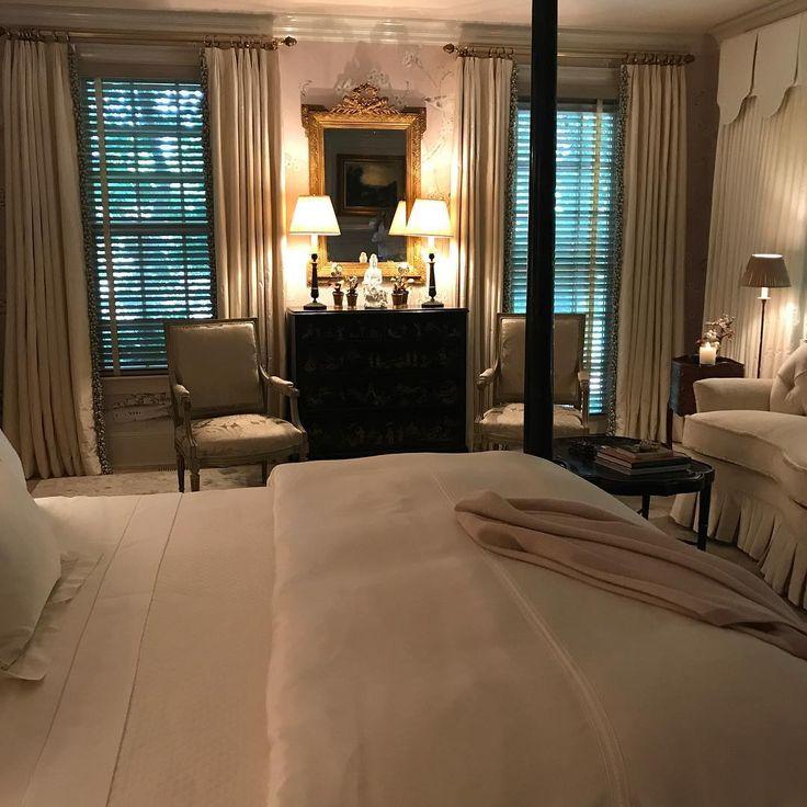 Elegant Charlotte Master Bedroom By S Mark Phelps