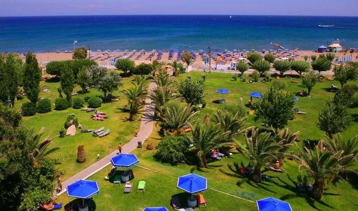 cool Лучшие песчаные пляжи Греции: топ-10 потрясающих мест для отдыха на море